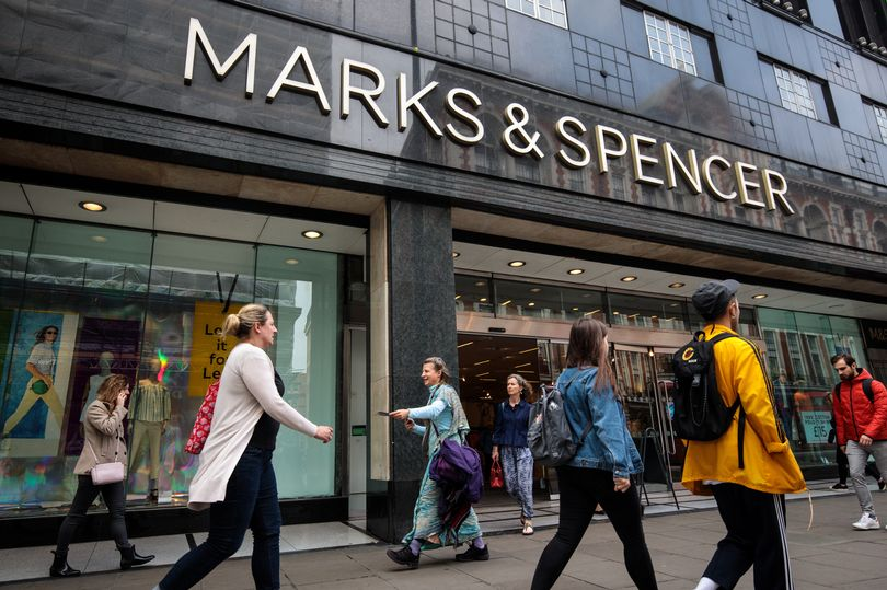 Marks & Spencer's customers mock new Easter egg that 'belongs in Ann Summers'
