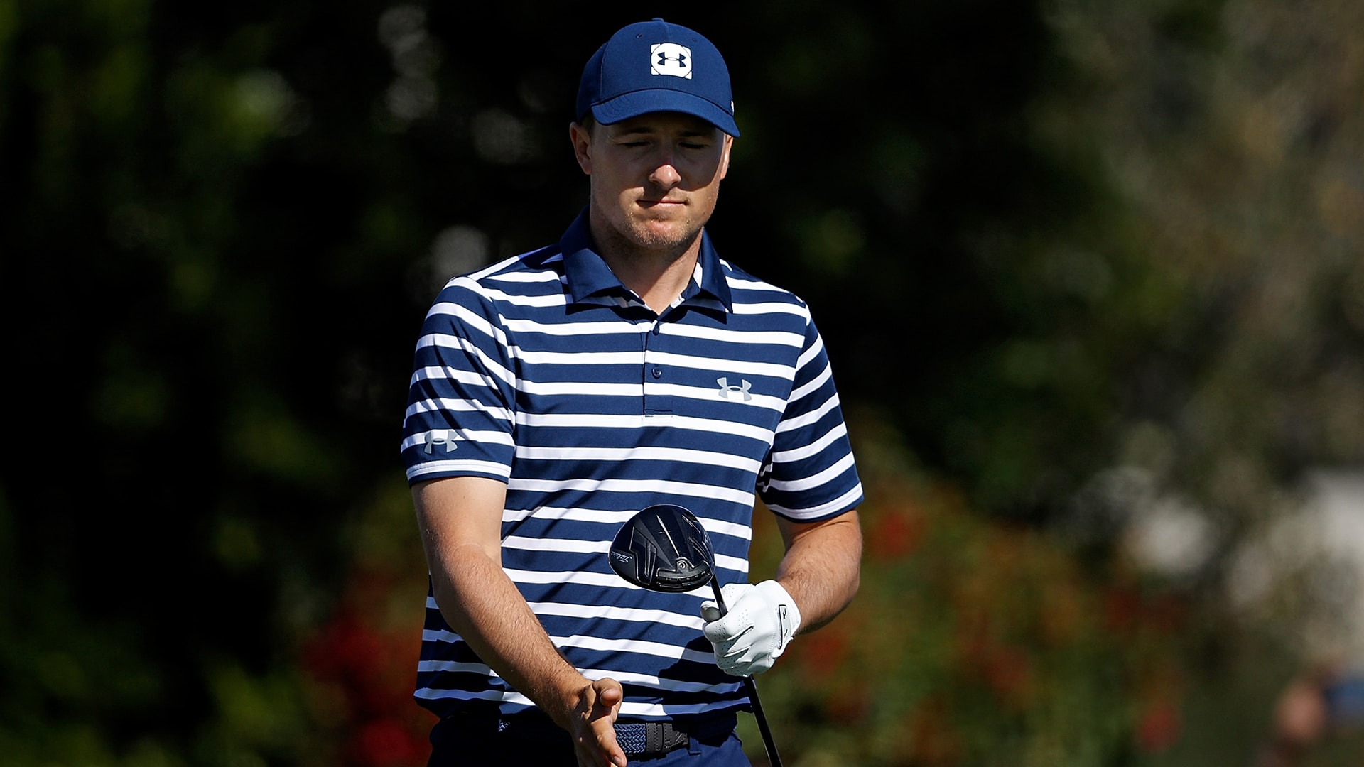 Jordan Spieth (72) disappointed, encouraged after Sunday sputter at WMPO