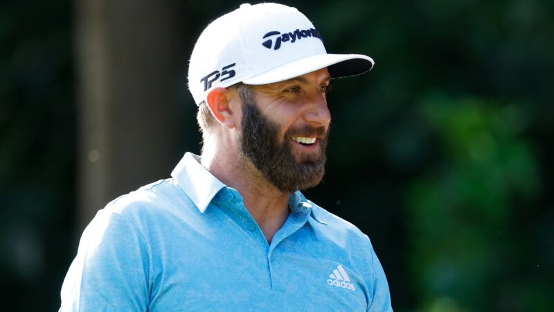 Dustin Johnson betting favorite to win another title at Pebble Beach